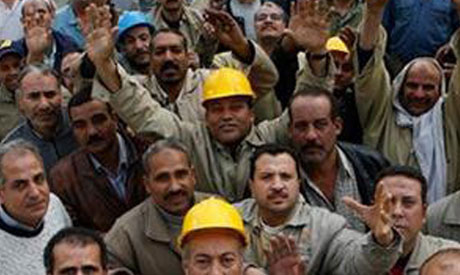 Egypt's workers demand