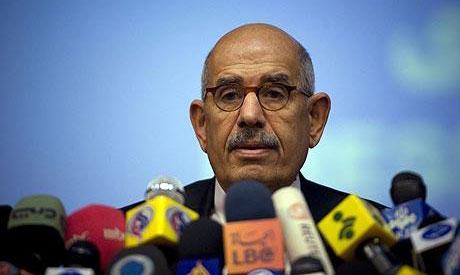 Mohamed El-Baradei