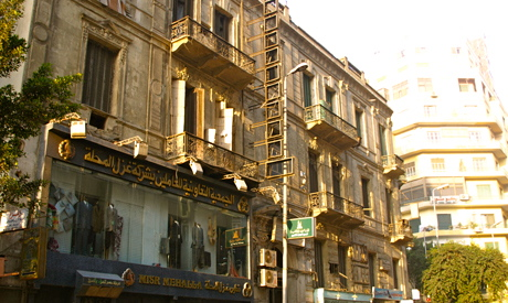 Hotel Viennoise Mahmoud Bassiouny Downtown Cairo