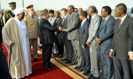 Morsi, Al-Bashir