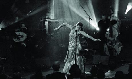 Ghalia Benali to Perform in El-Geneina, Cairo, Egypt