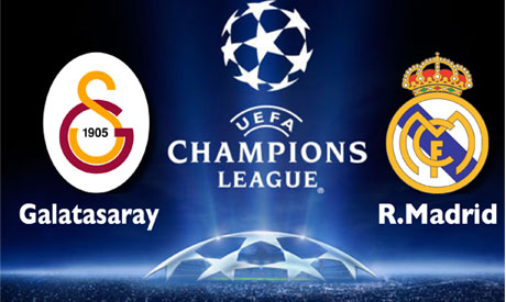 Galatasaray x Real Madrid
