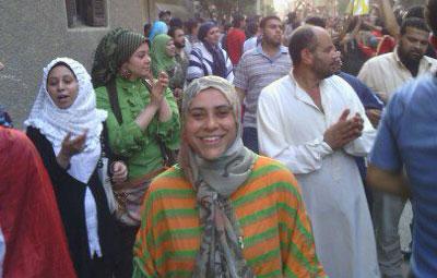 Hend El-Saied