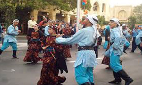 Arish Folk Troupe