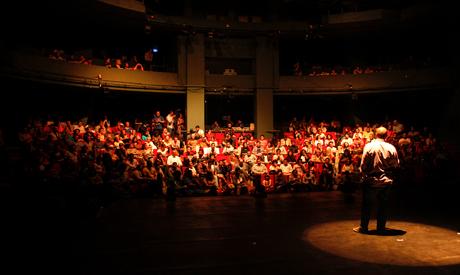 D-CAF Closing Night at Falaki Theatre