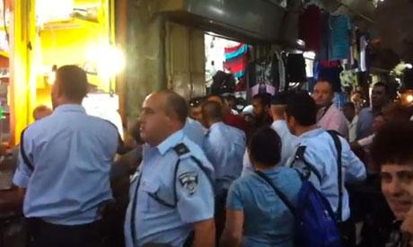 Israeli police attack Egyptian Orthodox bishop