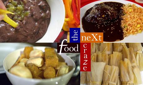 Latin American food compilation photos