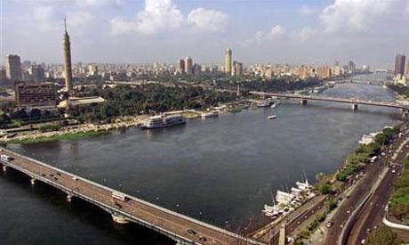 Nile water