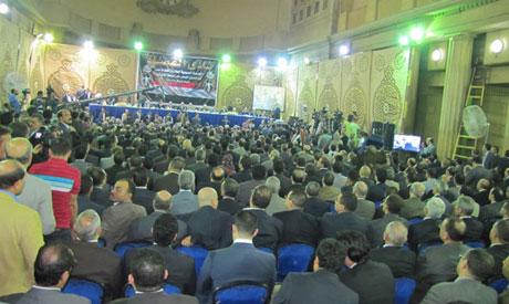 Egypt judges club