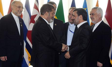 Ahmadinejad-Morsi