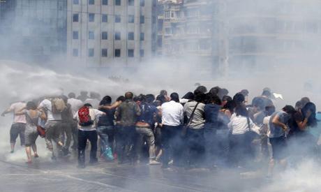Turk riot