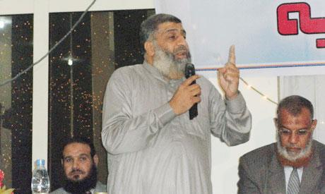 Pro-Morsi campaign