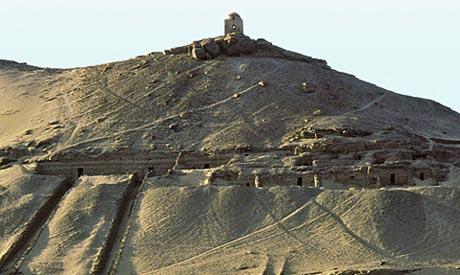 Qubbet Al-Hawa necropolis