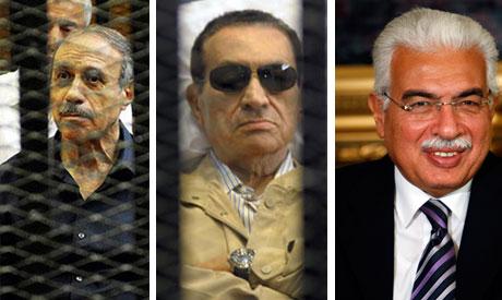 Court adjourns Mubarak and former ministers
