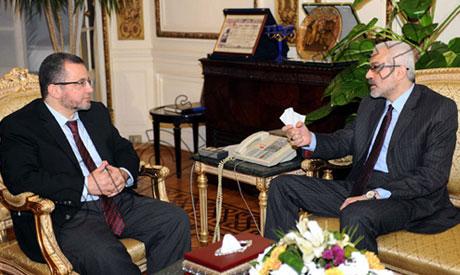 Culture Minister Alaa Abdel-Aziz