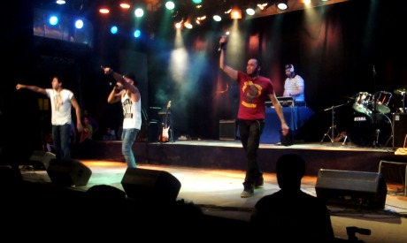 Ahram Online - Best of Egyptian Hip Hop artists rap on