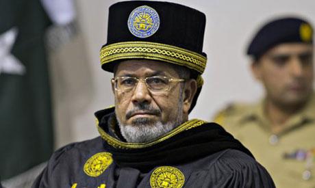 Morsi in Pakistan hat