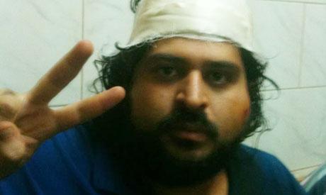 Islamist activist Ahmed El-Mogheer