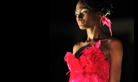 Photo from Dakkar Fashion Week site