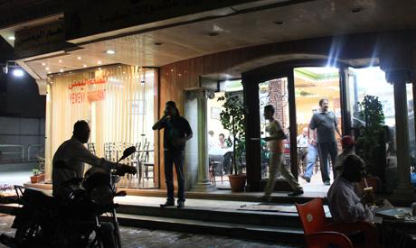 The Yemeni Restaurant, outside