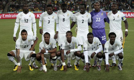 Ghana Beat Sudan Libya Draw With Dr Congo In World Cup Qualifiers