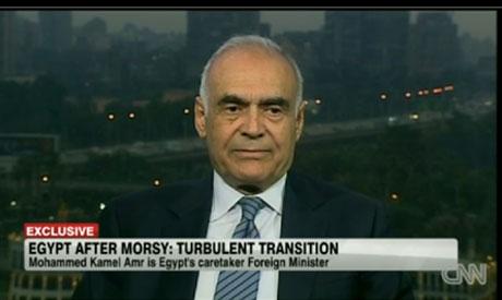 Amr CNN