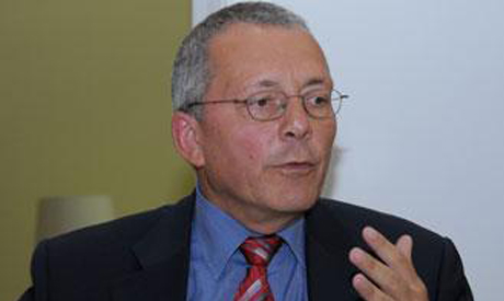 German Ambassador to Egypt Michael Bock