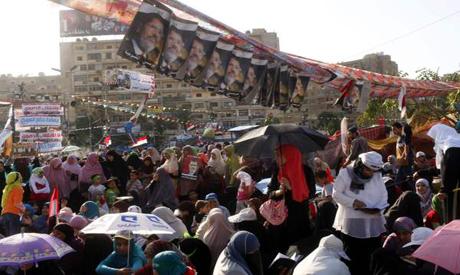Rabaa sit in