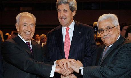 Abbas, Kerry, Peres