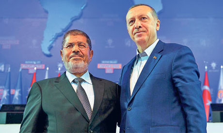 Erdogan, Morsi