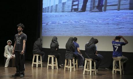 Iran Play Death Penalty
