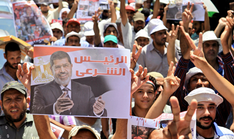 Pro-Morsi alliance to march on defence ministry