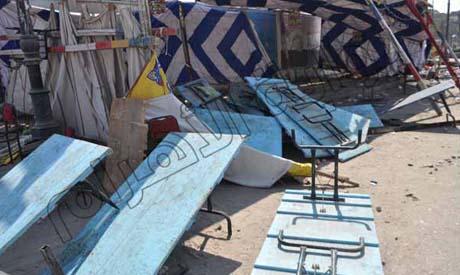 Suez unrest
