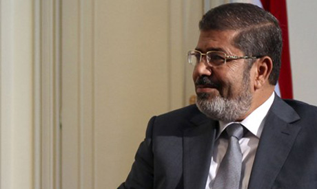 president Mohamed Morsi (Photo: Reuters)