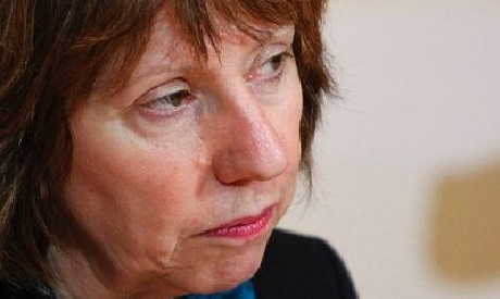 European Union foreign policy high representative Catherine Ashton (Photo: Reuters)