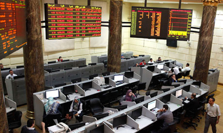 Egypt stocks fall with continuing clashes and lack of clear economic programme