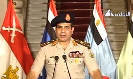 Military oust president Mohamed Morsi