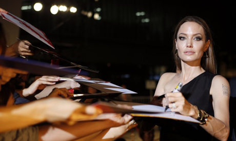 Jolie tops Hollywood earning list in momentous year - Africa