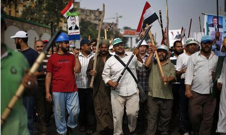 Pro-Morsi rallies