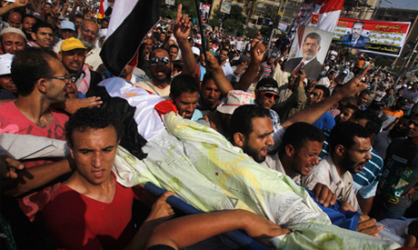 Anti-Morsi groups condemn all act of violence, urges prompt investigations