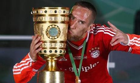Bayern Munich Best Players Four Bayern Munich Players