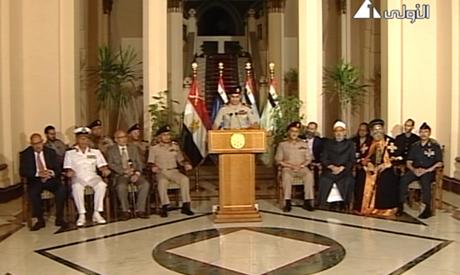 Interim Constitutional Declaration draws criticisms