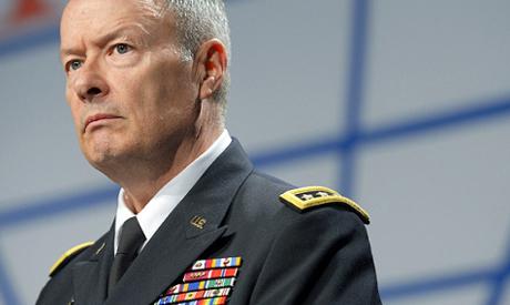 NSA Director Alexander