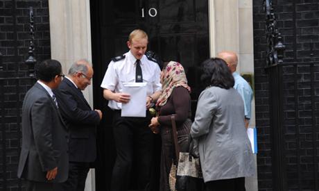 Egyptian expats call on UK to pressurize Muslim Brotherhood