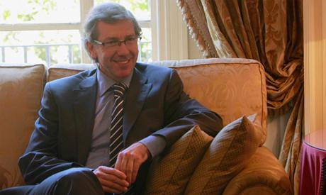 European Union envoy, Bernardino