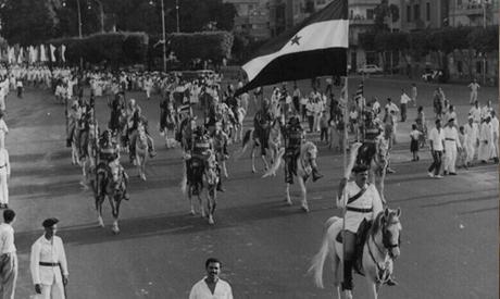 Nile Flood celeb in Egypt (1958/61) Source Ahram Digital Content Project