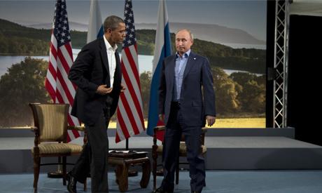 Obama, Putin
