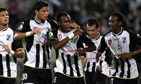 Club Sfaxien players