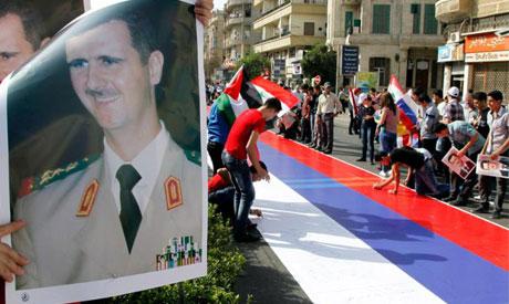 Russia, Syria