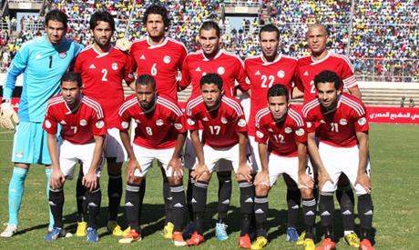 Egyptian national soccer team
